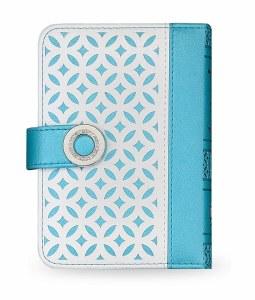 Siddur Eis Ratzon with Tehillim Faux Leather Lacey Turquoise Design Sefard