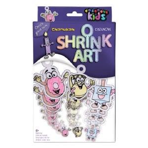 Chanukah Shrink Art Craft Kit