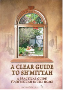 A Clear Guide to Sh'mittah [Paperback]
