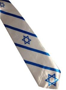 Tie ISREALI FLAG