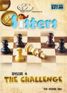 DVD SISTERS THE Challenge EP4