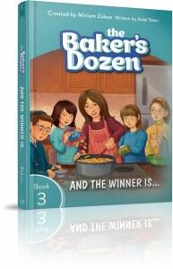 The Baker's Dozen #3: And the Winner Is... [Paperback]