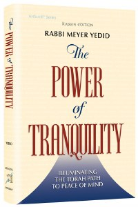 The Power of Tranquility [Hardcover]