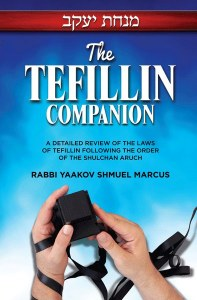 The Tefillin Companion [Hardcover]
