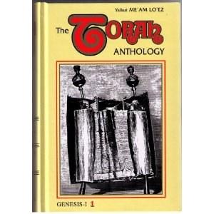 Torah Anthology: Beginnings (Me'am Lo'ez Series) [Hardcover]