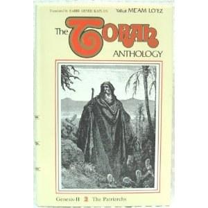 Torah Anthology: Genesis Volume 2 Patriarchs (Me'Am Lo'Ez Series) [Hardcover]