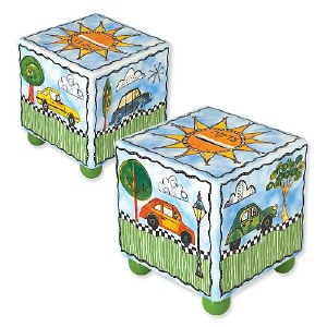 Tzedakah Box Transportation