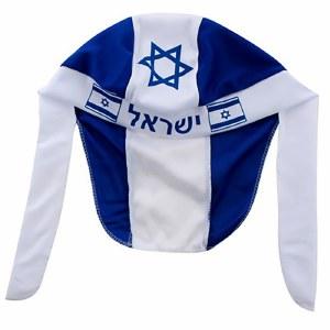 Bandana Israeli Flag Design