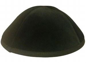 iKippah 4 Part Black Velvet Size 8