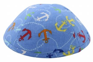 iKippah Rope and Anchor Size 4
