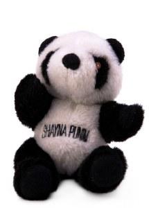 Plush Toy Shayna Punim the Panda