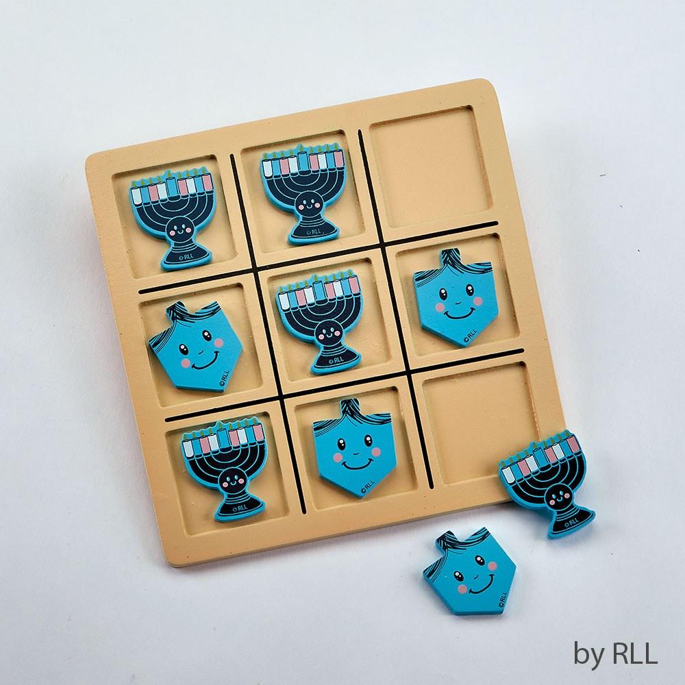 Shabbos Tic Tac Toe Game Rite Lite Judaica