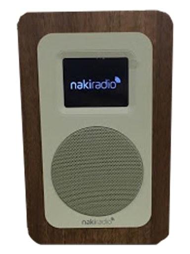 The Kosher Wi-Fi Internet Radio Maple Naki Radio