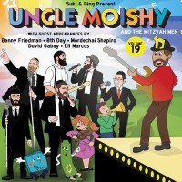 Uncle Moishy Volume 19 CD