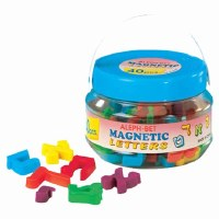 40 Aleph Bet Magnetic Letters
