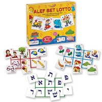 Alef Bet Lotto Game