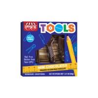 Milk Chocolate Tool Shape Mini Chocolates Cholov Yisroel