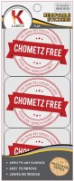 Chometz Free Stickers 9 pack