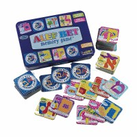 Memory Game in Collectible Tin - Alef Bet
