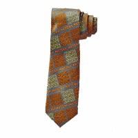 Passover Tie Faux Silk Matzah Design
