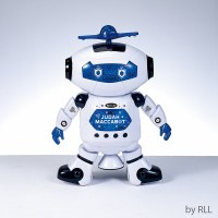 Judah Maccabot TM the Chanukah Robot