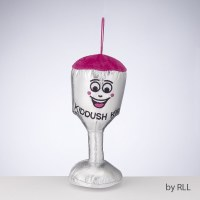 Plush Kiddush Kid Cup Silver