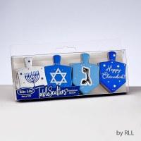 Chanukah Tablescatters Dreidel Design 20 Pieces