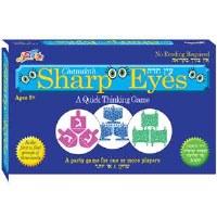 Sharp Eyes Game Chanukah Edition