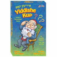 Yiddishe Kup Memory Card Game