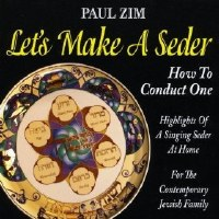 Let's Make A Seder CD - How To Conduct One