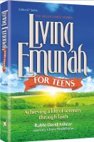 Living Emunah for Teens [Hardcover]