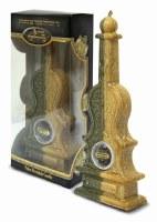Havdalah Candle Gold Copper Color Violin Shape with Besamim