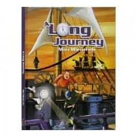 A Long Journey Comics Story [Hardcover]