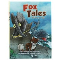 Fox Tales Lessons for Life Comic Story [Hardcover]