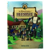 The Adventures of Hershele Comic Story [Hardcover]