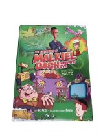 The Adventures of Malkiel Dash Private Eye Operation Safe Comic Story [Hardcover]