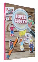 Super Sleuth Comic Story [Hardcover]