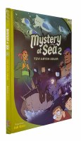 Mystery At Sea Volume 2 Comic Story [Hardcover]