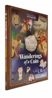 Wanderings of a Coin Comic Story [Hardcover]