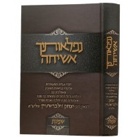 Niflaosecha Asicha on Shemos [Hardcover]