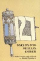 127 Insights into Megillas Esther [Hardcover]