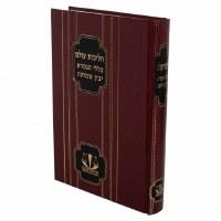 Halichos Olam Klalei Hagemara Yavin Shmuah [Hardcover]