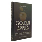 Golden Apples Reflections On The Parsha Sefer Bereshis [Hardcover]