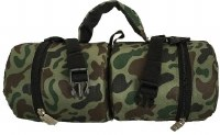 Tefillin Bag Thermos Style Army Print