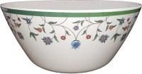 Salad Bowl Melamine Floral Design