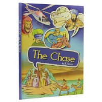 The Chase Comic Story [Hardcover]