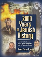 2000 Years of Jewish History [Hardcover]