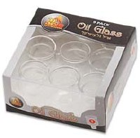 #1 Round Oil Glass - 9 Pack