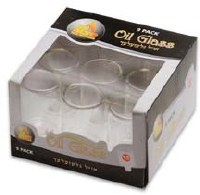 #13 Straight Oil Glass - 9 Pack