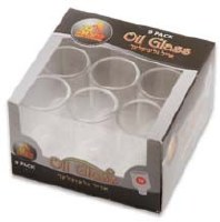 #14 Straight Oil Glass - 9 Pack